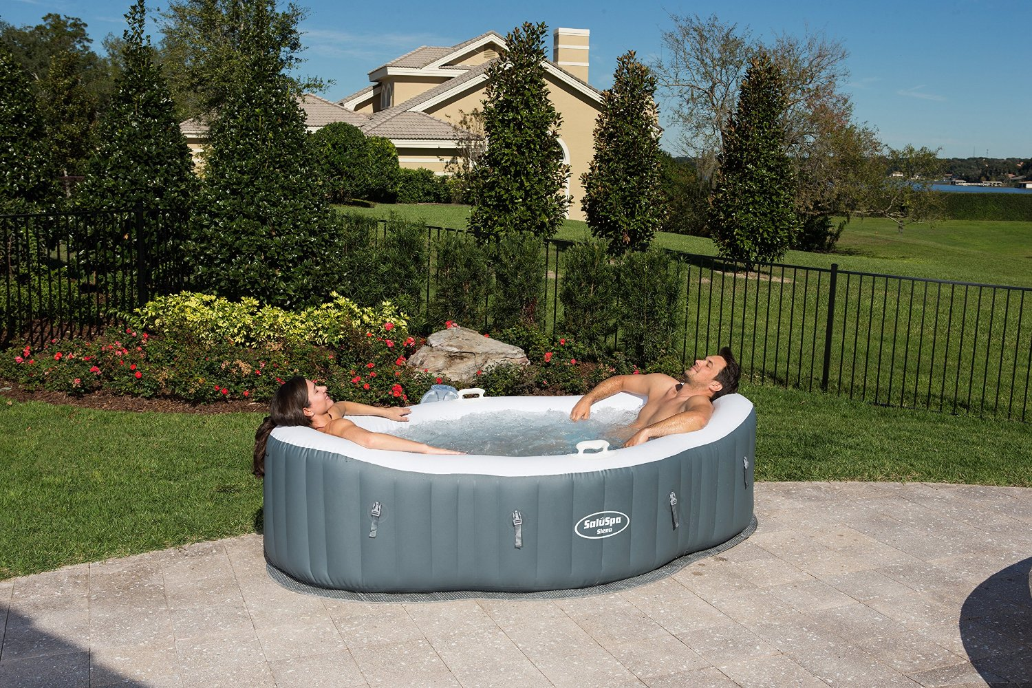 Saluspa Siena 2 person hot tub